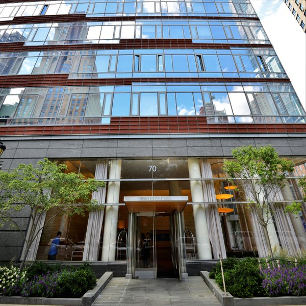 The Visionaire Condominium Building, 70 Little West Street, New York, NY, 10004, NYC NYC Condos